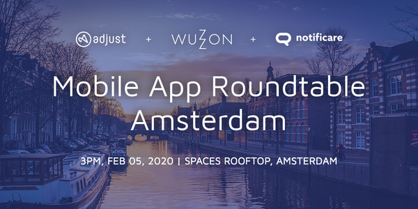 Mobile App Round Table Amsterdam