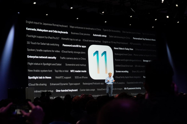 Submit your iOS 11 Apps Today