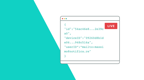 Real-time data with the Live API
